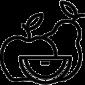 icona frutta