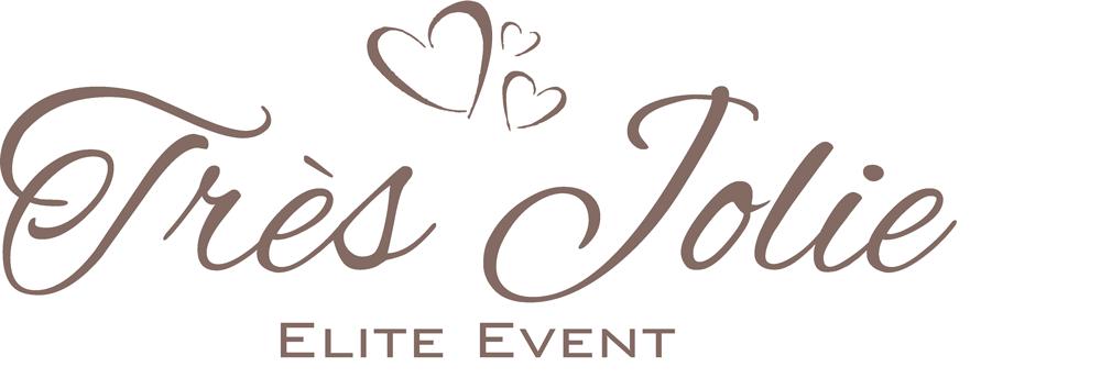 logo per eventi organizzati tres jolie